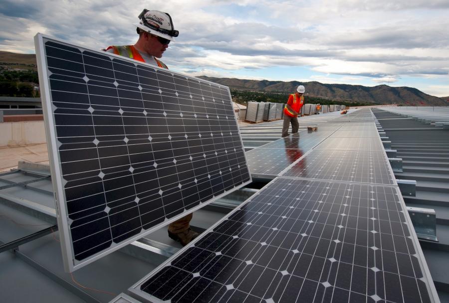 Technika solarna